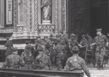 50°Anniversario della Grande Alluvione di Firenze